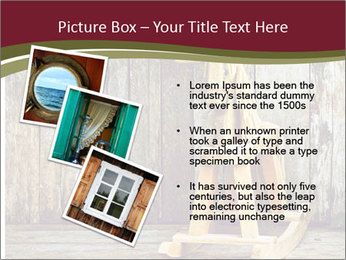 Old rocking horse PowerPoint Template - Slide 17