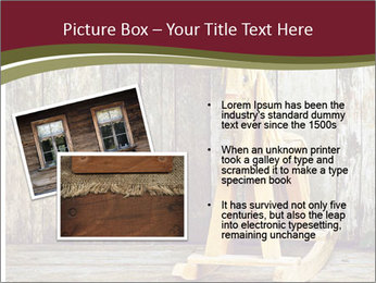 Old rocking horse PowerPoint Template - Slide 20