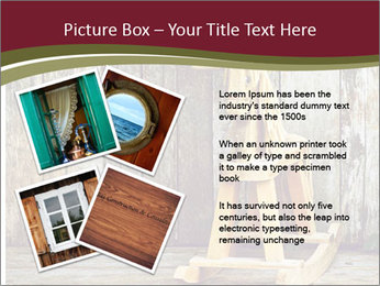 Old rocking horse PowerPoint Template - Slide 23