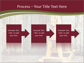 Old rocking horse PowerPoint Template - Slide 88