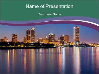 City PowerPoint Templates - Slide 1