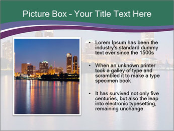 City PowerPoint Template - Slide 13