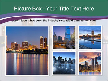 City PowerPoint Template - Slide 19