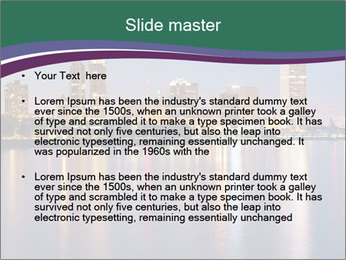 City PowerPoint Template - Slide 2