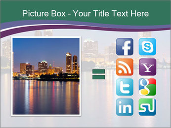 City PowerPoint Template - Slide 21