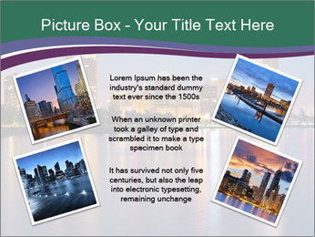 City PowerPoint Template - Slide 24
