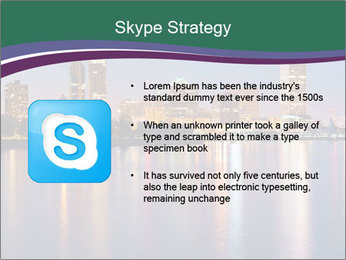 City PowerPoint Template - Slide 8