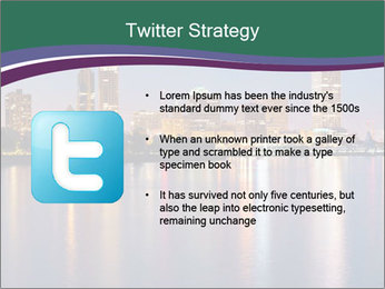 City PowerPoint Template - Slide 9