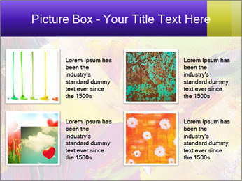 Acrylic paint PowerPoint Templates - Slide 14