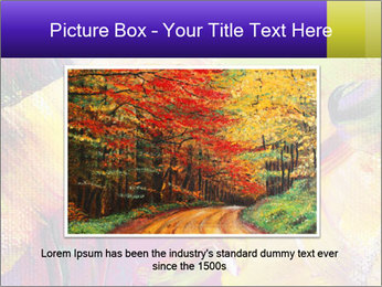 Acrylic paint PowerPoint Templates - Slide 16