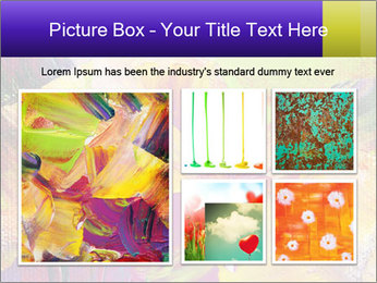 Acrylic paint PowerPoint Templates - Slide 19