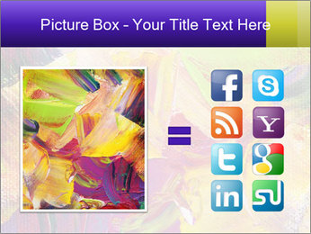 Acrylic paint PowerPoint Templates - Slide 21