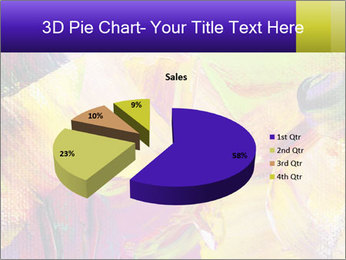 Acrylic paint PowerPoint Templates - Slide 35
