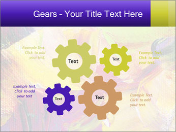 Acrylic paint PowerPoint Templates - Slide 47