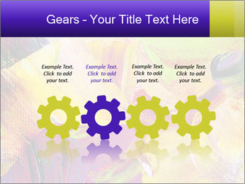 Acrylic paint PowerPoint Templates - Slide 48