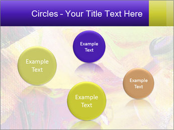 Acrylic paint PowerPoint Templates - Slide 77