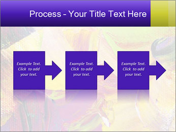 Acrylic paint PowerPoint Templates - Slide 88