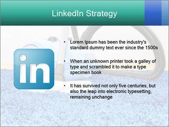 Vacuum cleaner PowerPoint Template - Slide 12