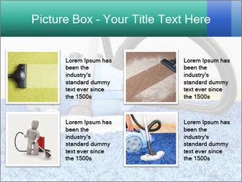 Vacuum cleaner PowerPoint Template - Slide 14