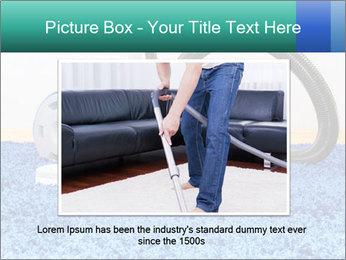 Vacuum cleaner PowerPoint Template - Slide 15