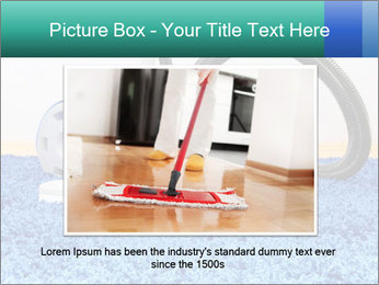Vacuum cleaner PowerPoint Template - Slide 16