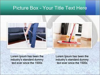 Vacuum cleaner PowerPoint Template - Slide 18