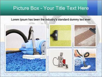 Vacuum cleaner PowerPoint Template - Slide 19