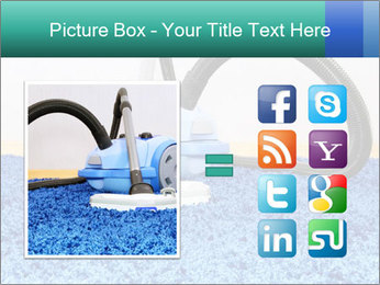 Vacuum cleaner PowerPoint Template - Slide 21