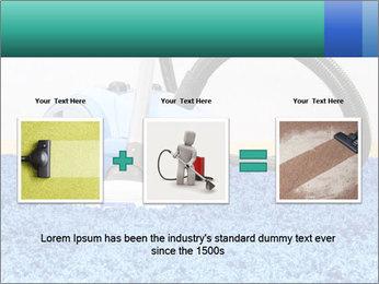 Vacuum cleaner PowerPoint Template - Slide 22