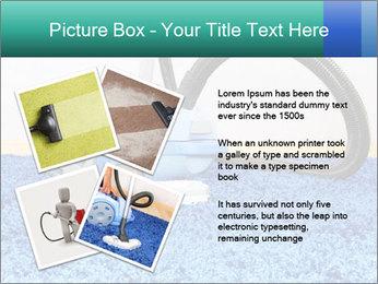 Vacuum cleaner PowerPoint Template - Slide 23