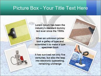 Vacuum cleaner PowerPoint Template - Slide 24