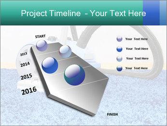 Vacuum cleaner PowerPoint Template - Slide 26