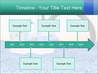 Vacuum cleaner PowerPoint Template - Slide 28