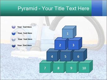 Vacuum cleaner PowerPoint Template - Slide 31