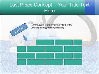 Vacuum cleaner PowerPoint Template - Slide 46