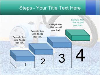 Vacuum cleaner PowerPoint Template - Slide 64