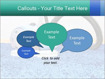 Vacuum cleaner PowerPoint Template - Slide 73