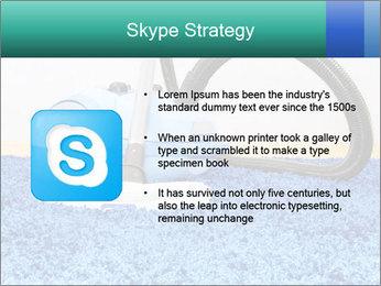 Vacuum cleaner PowerPoint Template - Slide 8