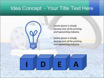 Vacuum cleaner PowerPoint Template - Slide 80