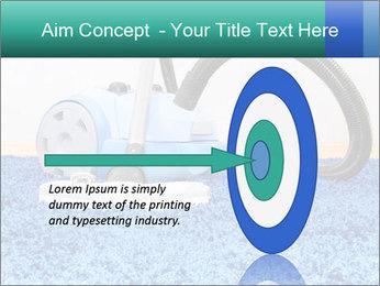 Vacuum cleaner PowerPoint Template - Slide 83