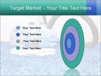 Vacuum cleaner PowerPoint Template - Slide 84