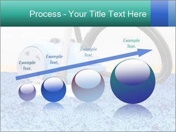 Vacuum cleaner PowerPoint Template - Slide 87