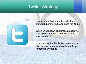 Vacuum cleaner PowerPoint Template - Slide 9
