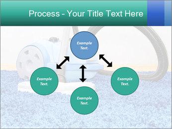 Vacuum cleaner PowerPoint Template - Slide 91