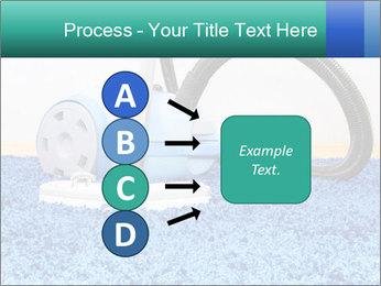 Vacuum cleaner PowerPoint Template - Slide 94