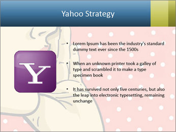 Woman gossip PowerPoint Templates - Slide 11