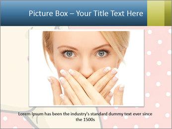 Woman gossip PowerPoint Templates - Slide 16