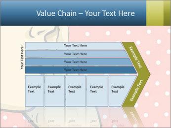 Woman gossip PowerPoint Templates - Slide 27