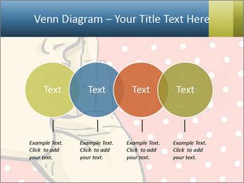 Woman gossip PowerPoint Templates - Slide 32