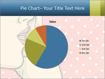 Woman gossip PowerPoint Templates - Slide 36